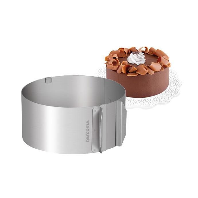 Tescoma Round Adjustable Baking Frame