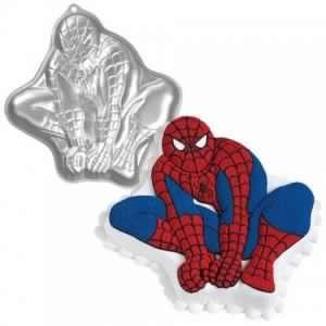 Spiderman Sitting
