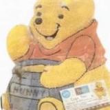 Pooh with Hunny Pot